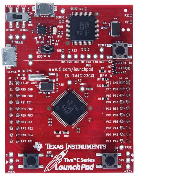Kit e schede microcontroller MCU - Scheda di sviluppo Texas Instruments EK-TM4C123GXL -