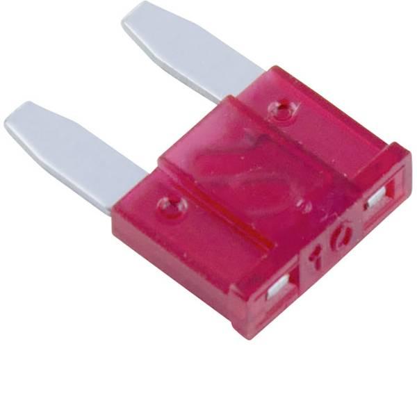 Fusibili per auto - Mini fusibile piatto 10 A Rosso MTA 341627 534966 1 pz. -