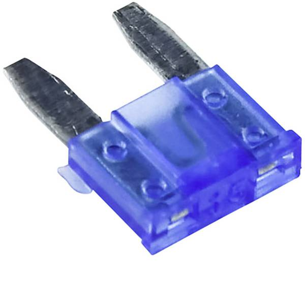 Fusibili per auto - Mini fusibile piatto 15 A Blu MTA 341629 534978 1 pz. -