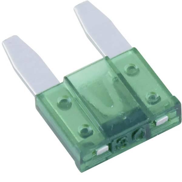 Fusibili per auto - Mini fusibile piatto 30 A Verde MTA 341633 535015 1 pz. -