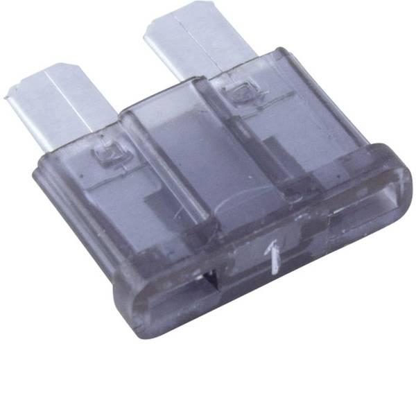 Fusibili per auto - Fusibile piatto standard 1 A Nero ESKA 340117 535027 1 pz. -
