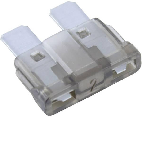 Fusibili per auto - Fusibile piatto standard 2 A Grigio ESKA 340120 535039 1 pz. -