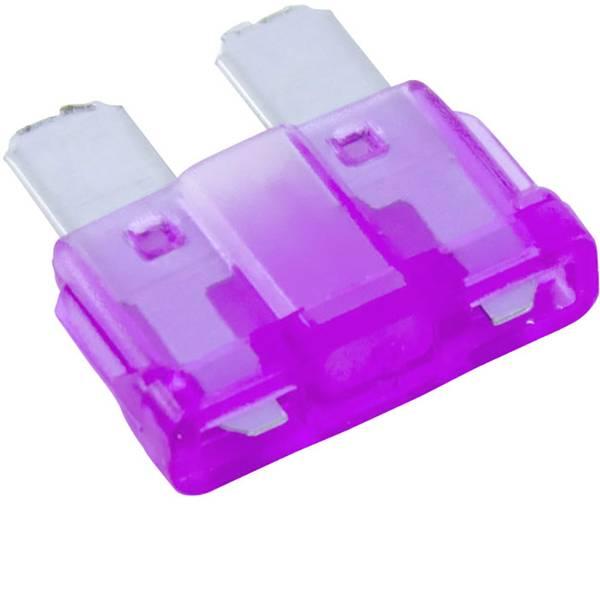 Fusibili per auto - Fusibile piatto standard 3 A Violetto ESKA 340122 535052 1 pz. -