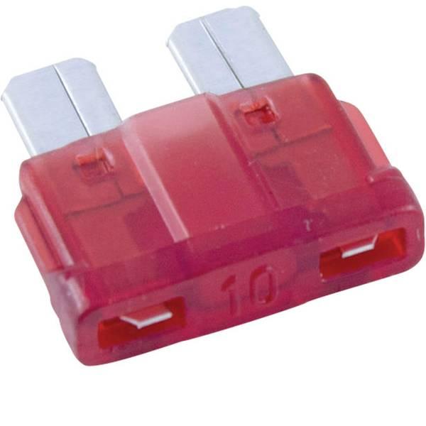 Fusibili per auto - Fusibile piatto standard 10 A Rosso ESKA 340127 535104 1 pz. -