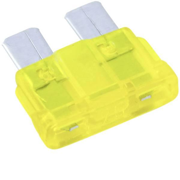 Fusibili per auto - Fusibile piatto standard 20 A Giallo ESKA 340131 535132 1 pz. -