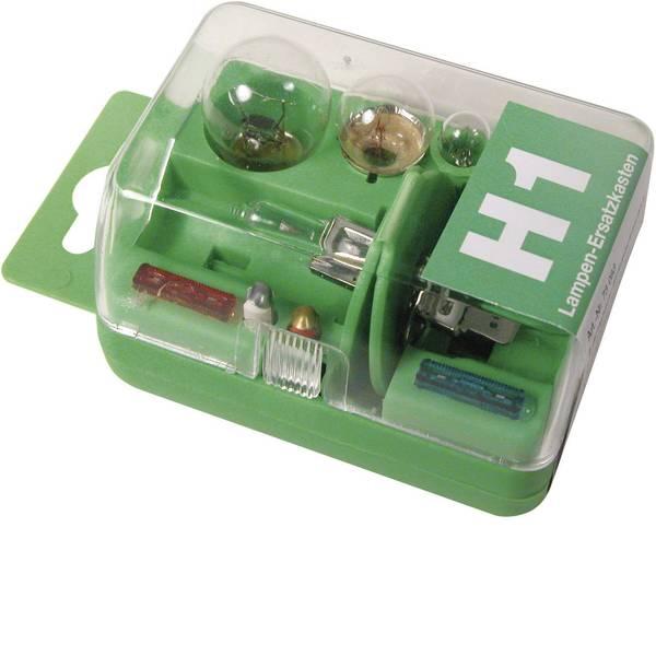 Lampadine per auto e camion - Unitec Assortimento di lampadine Standard H1 -