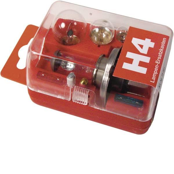 Lampadine per auto e camion - Unitec Assortimento di lampadine Standard H4 -