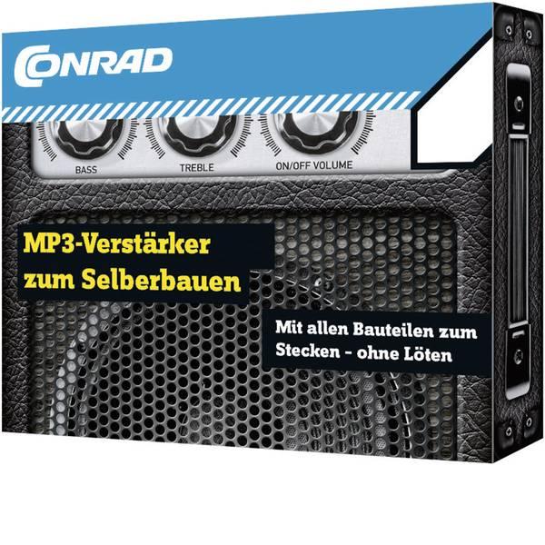 Kit retrò da costruire - Conrad Components Amplificatore MP3 Retrò da 14 anni -