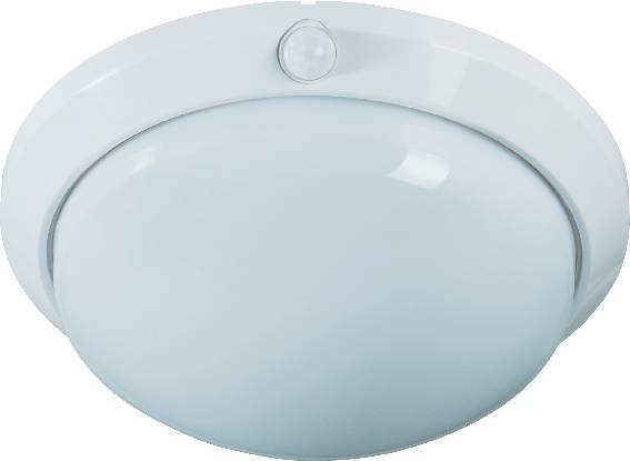 Plafoniera Con Sensore Di Movimento : Plafoniera con rilevatore di movimento lampadina alogena led e