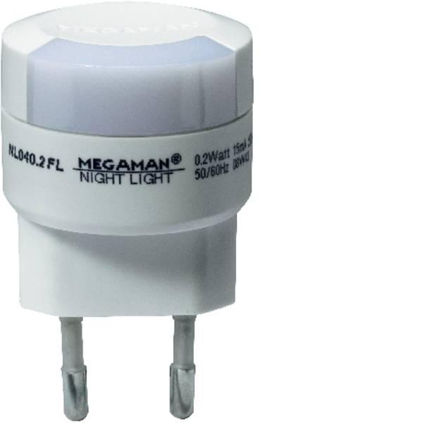 Luci notturne - Megaman MM00103 MM00103 Luce notturna LED Arancione Bianco -