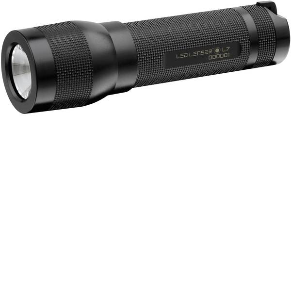 Torce tascabili - Ledlenser L7 LED Torcia tascabile a batteria 115 lm 42 h 135 g -