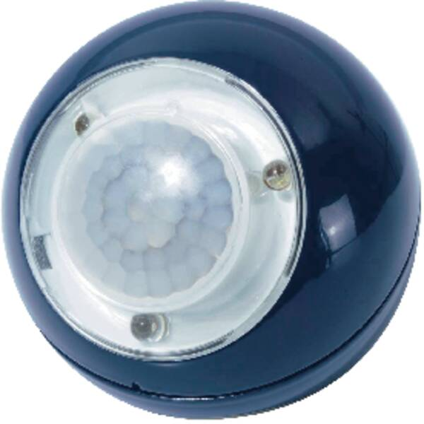 Mini lampade portatili - Mini lampada con sensore di movimento LED GEV LLL 735 Blu -