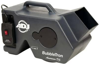 Macchina per bolle di sapone ADJ Bubble Tron incl. telecomando via cavo
