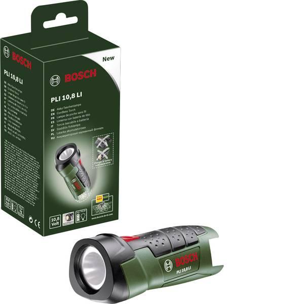 Torce con batterie ricaricabili - Bosch Home and Garden 06039A1000 Lampada da lavoro PLI 10,8 LI 11.7 h -