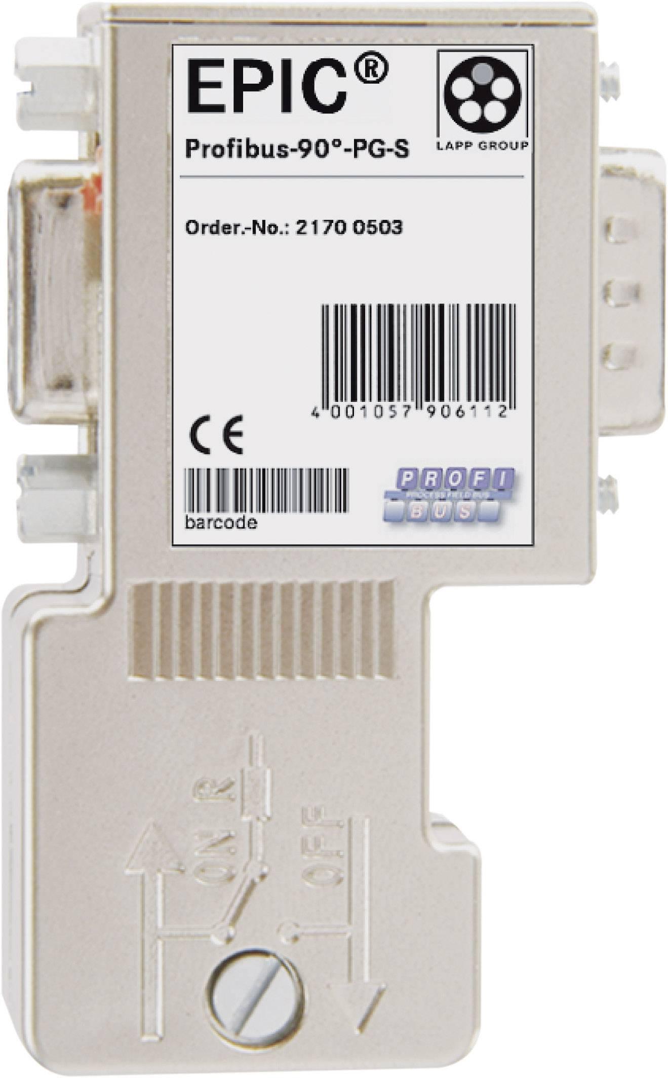 Epic data PROFIBUS Connettori ed-pb-90 21700504