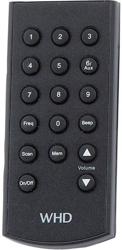 RC HLS 51 WHD Telecomando Grig
