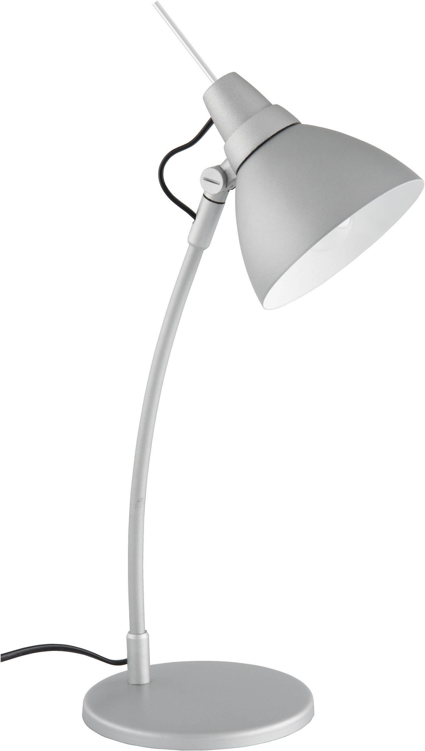 Brilliant Jenny Lampada Da Tavolo Lampada A Risparmio Energetico Lampada Ad Incandescenza E14 40 W Titanio Conrad It