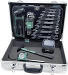 Kit di attrezzi in valigetta di alluminio 108 pezzi