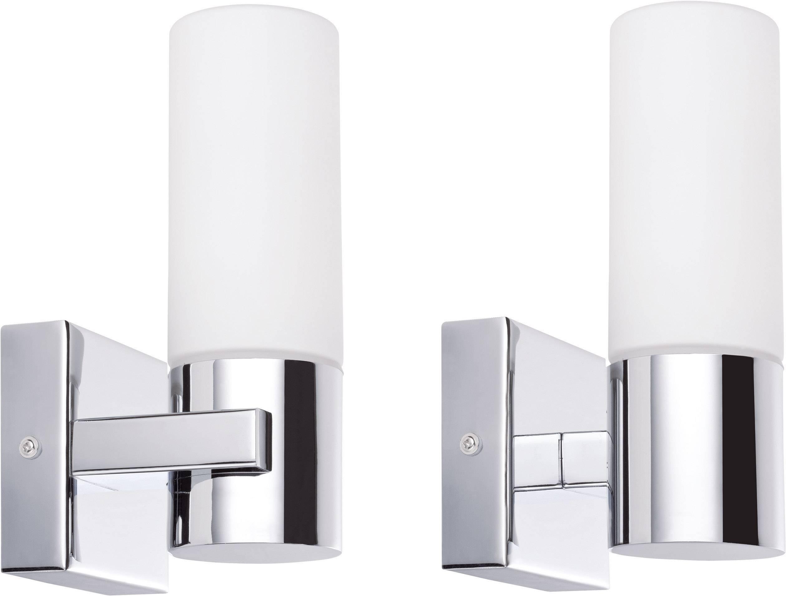 Plafoniere Da Parete Per Bagno : Lampada da parete per bagno lampadina alogena a risparmio