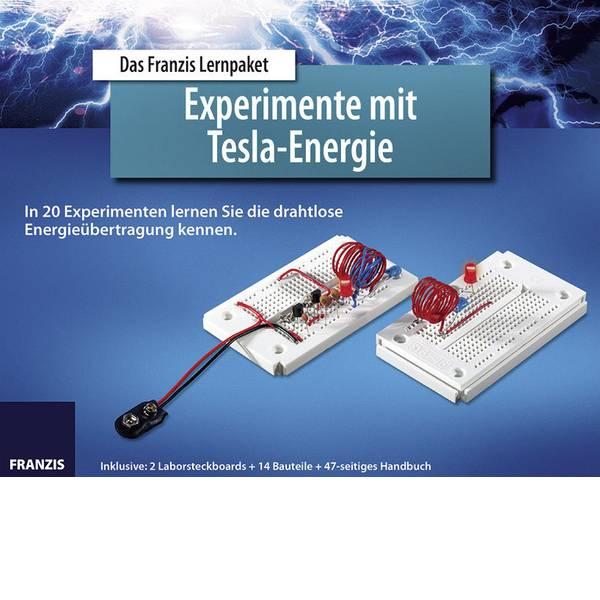 Kit esperimenti e pacchetti di apprendimento - Pacchetto di apprendimento Franzis Verlag Experimente mit Tesla-Energie 65201 da 14 anni -