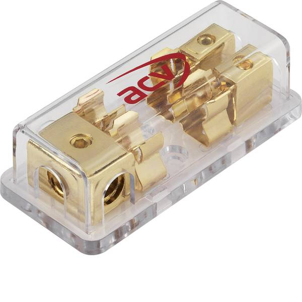 Portafusibili auto - Distributore Fusibile ad alte prestazioni, Fusibili 10,3 x 38 mm Poli 2 20 mm² 1 pz. -