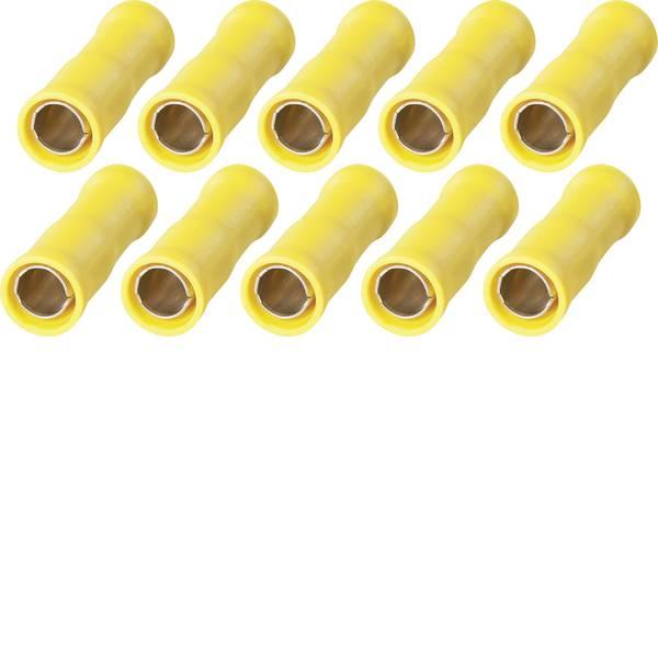 Connettori per auto - Capicorda circolari con isolamento in PVC RRP 5-6 -