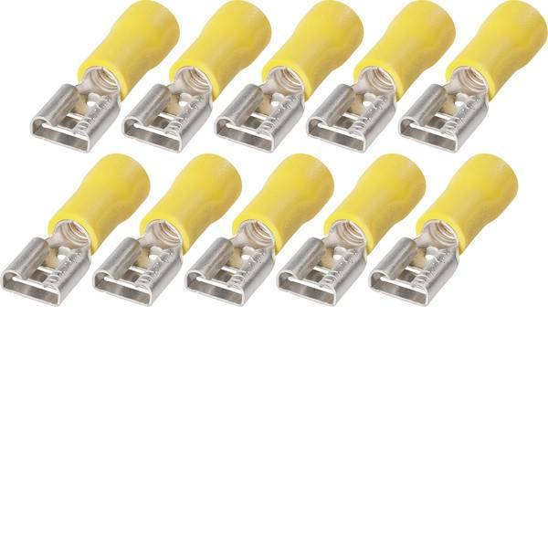 Connettori per auto - Connettori faston femmina FSP 6,3 -6 -
