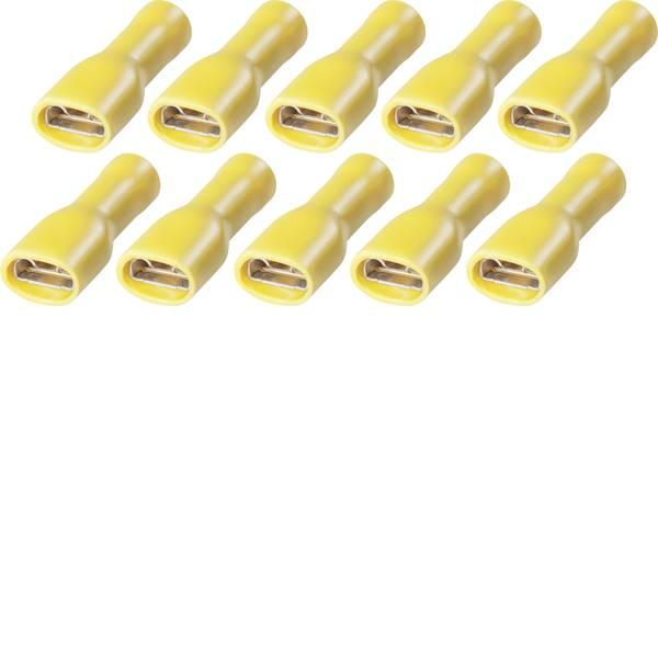 Connettori per auto - Connettori faston femmina FSPV 6,3 -6 -