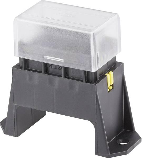 Portafusibili auto - SD-4 Portafusibili piatti auto Fusibile a lama standard Poli 4 poli 30 A 1 pz. -