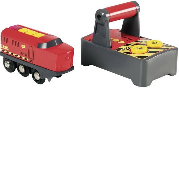 Trenini e binari per bambini - Brio IR-Frachtlok 33213000 -