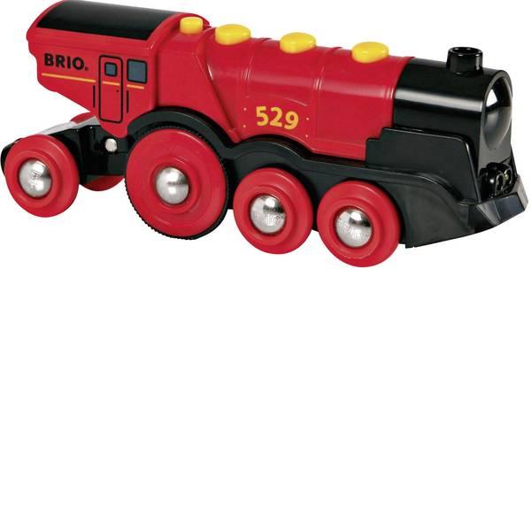 Trenini e binari per bambini - Brio Rote Lola Batterielok 33592000 -