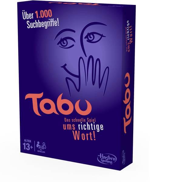 Giochi di società e per famiglie - Hasbro Tabu Neuauflage A4626100 -