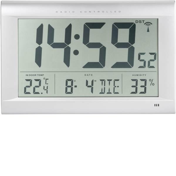 Orologi da parete - Techno Line KW9075 Radiocontrollato Orologio da parete 410 mm x 270 mm x 43 mm -