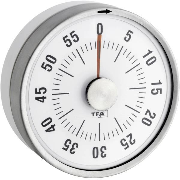Timer - Timer TFA Puck Bianco -