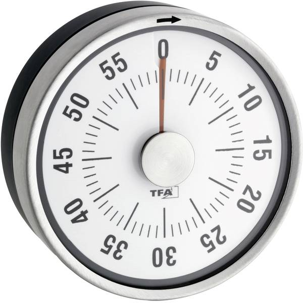 Timer - Timer TFA Puck Antracite -