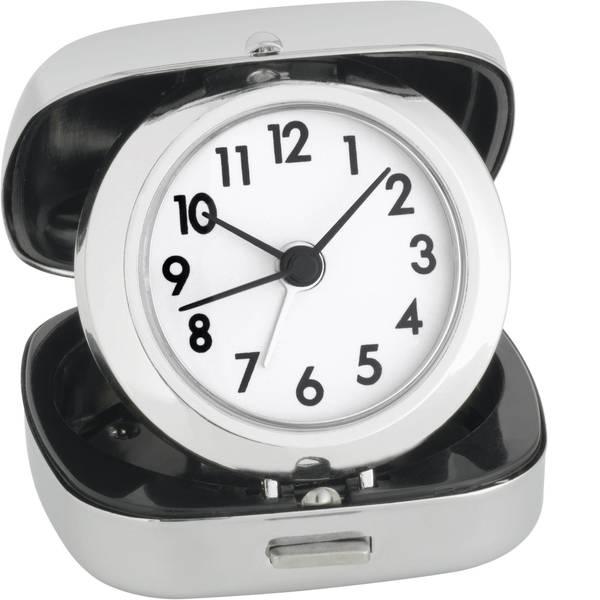Sveglie - TFA 60-1012 Quarzo Sveglia Argento Tempi di allarme 1 -