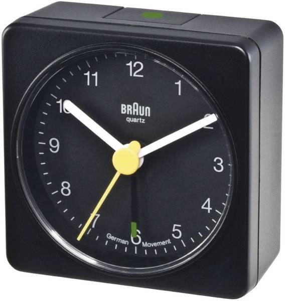 Sveglie - Braun 66000 Quarzo Sveglia Nero Tempi di allarme 1 -