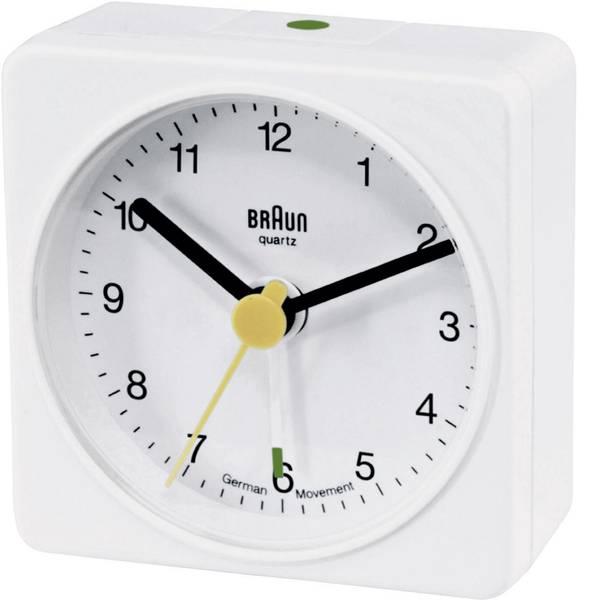 Sveglie - Braun 66001 Quarzo Sveglia Bianco Tempi di allarme 1 -