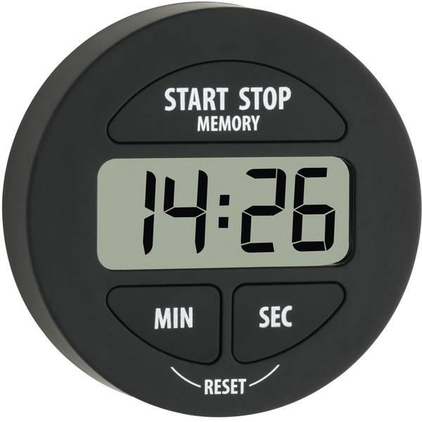 Timer - Timer TFA 38.2022.01 Nero -