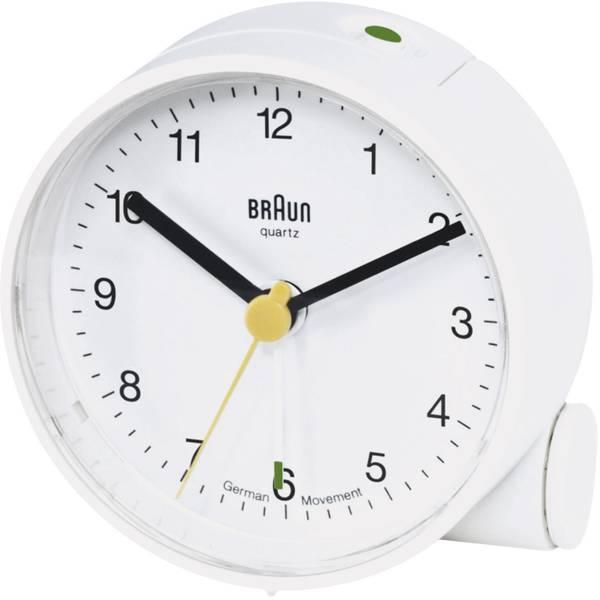 Sveglie - Braun 66004 Quarzo Sveglia Bianco Tempi di allarme 1 -
