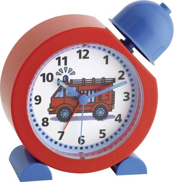 Orologi per bambini - Sveglia per bambini Sveglia al quarzo vigili del fuoco TFA -