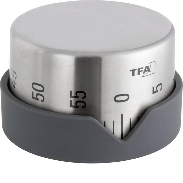 Timer - Timer TFA Dot Acciaio -
