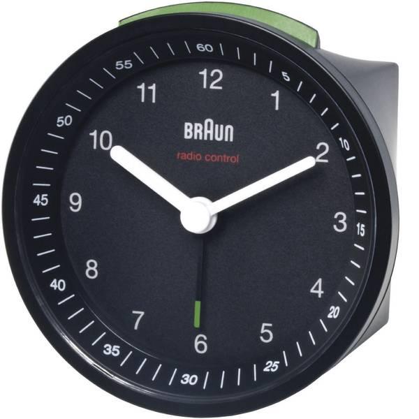 Sveglie - Braun 66009 Radiocontrollato Sveglia Nero Tempi di allarme 1 -