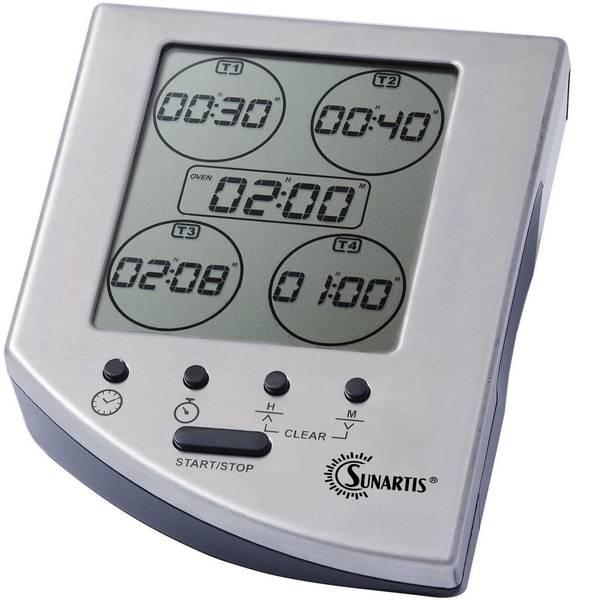 Timer - Timer Sunartis EC 341 Argento -