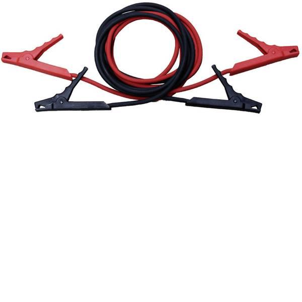 Cavi ausiliari - SET® KKL25 Cavi batteria per avviamento demergenza 25 mm² Rame 3.50 m con pinze di plastica, senza circuito di  -