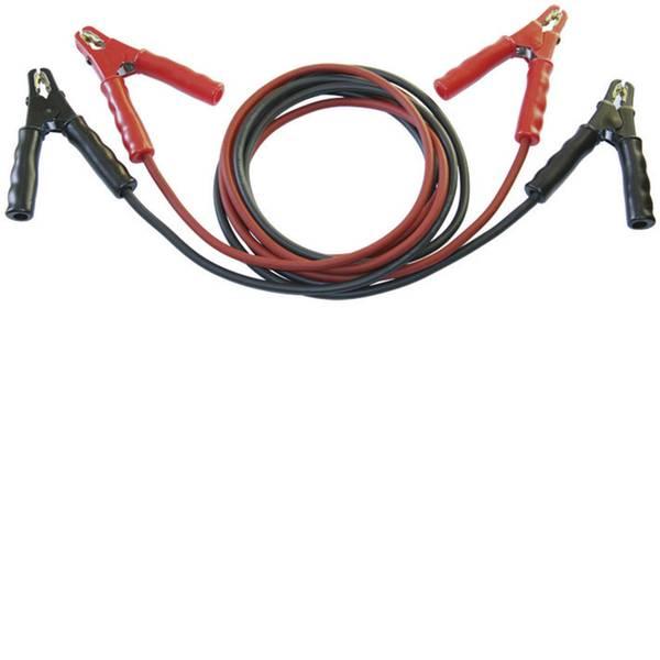 Cavi ausiliari - SET® SK25-ST Cavi batteria per avviamento demergenza 25 mm² Rame 3.5 m con pinze in lamiera dacciaio, senza circuito di  -