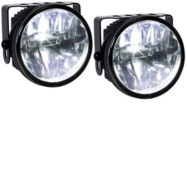 Luci diurne e fendinebbia - Devil Eyes 610767 Luce di marcia diurna LED (Ø x L) 77 mm x 65 mm -