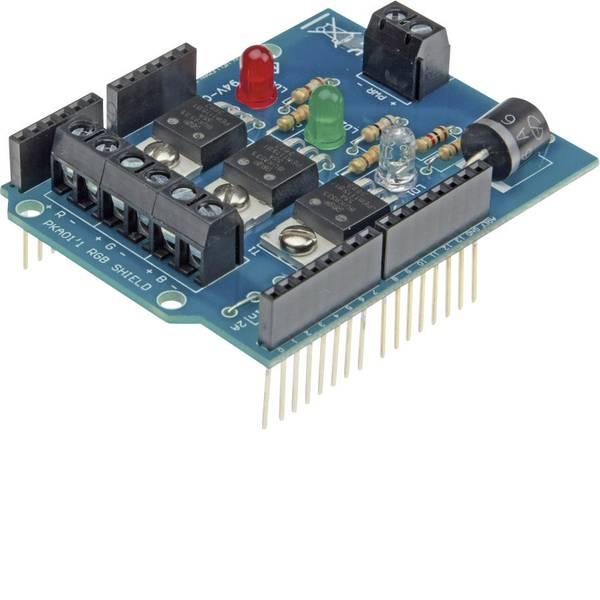 Shield e moduli aggiuntivi HAT per Arduino - RGB in kit da montare Velleman KA01 -