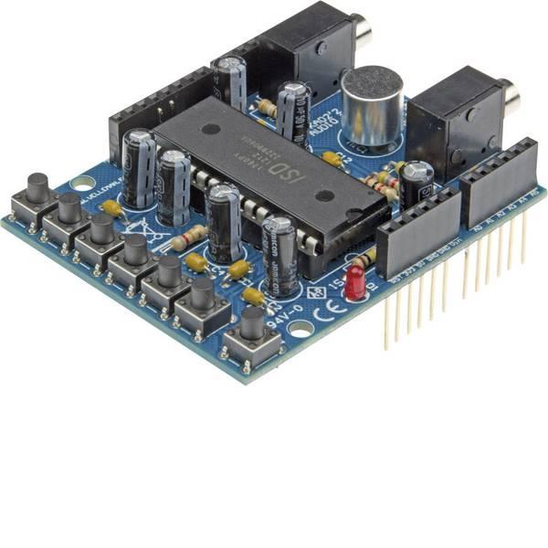 Shield e moduli aggiuntivi HAT per Arduino - Audio in kit da montare Velleman KA02 -