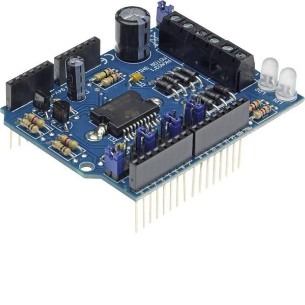 Shield e moduli aggiuntivi HAT per Arduino - Motor e Power in kit da montare Velleman KA03 Adatto per (scheda): Arduino UNO -